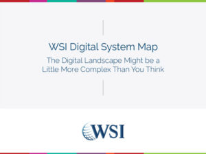 WSI Digital System Map Image