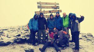 WSI Kilimanjaro Image